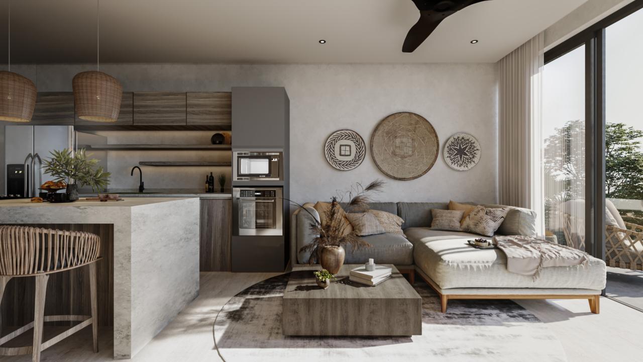 101 Park – 1 Bedroom