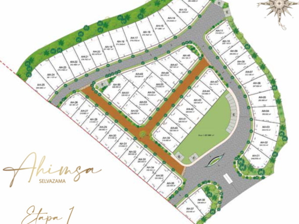 Ahimsa Selva Zama – Residential Lots