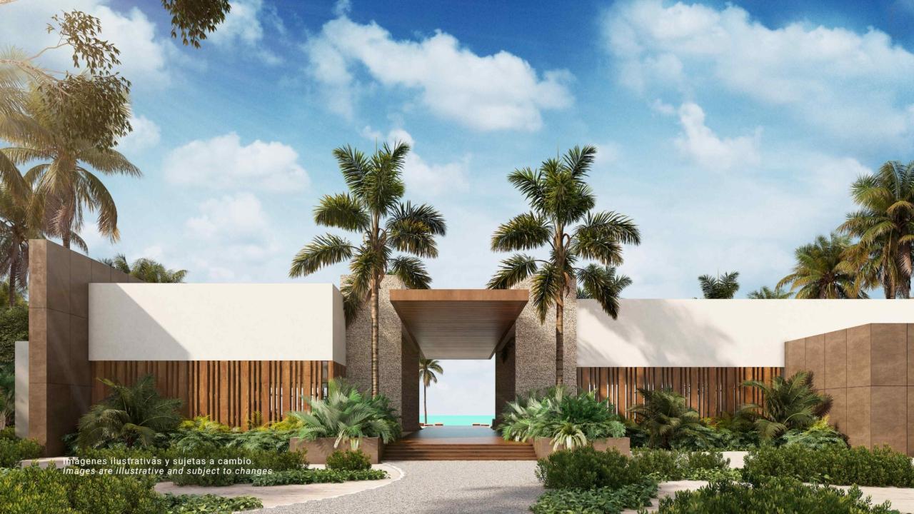 Punta Paraiso – Lagoon Front Lot