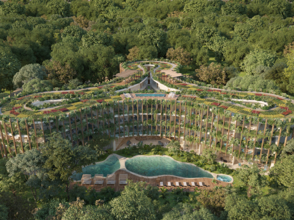 Mistiq Gardens – 3 Bedroom