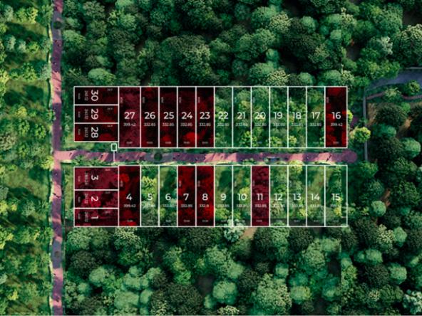 Land For Sale Tulum - Lot 895