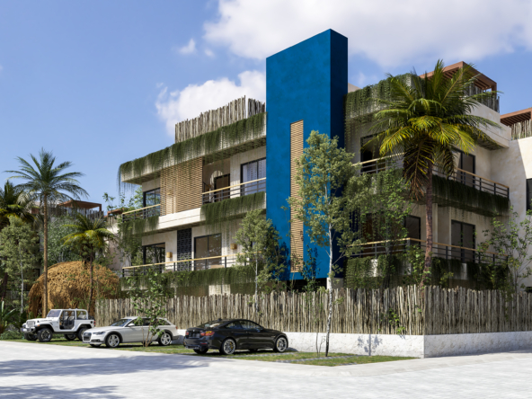 Paam Cheel – 1 Bedroom Penthouse
